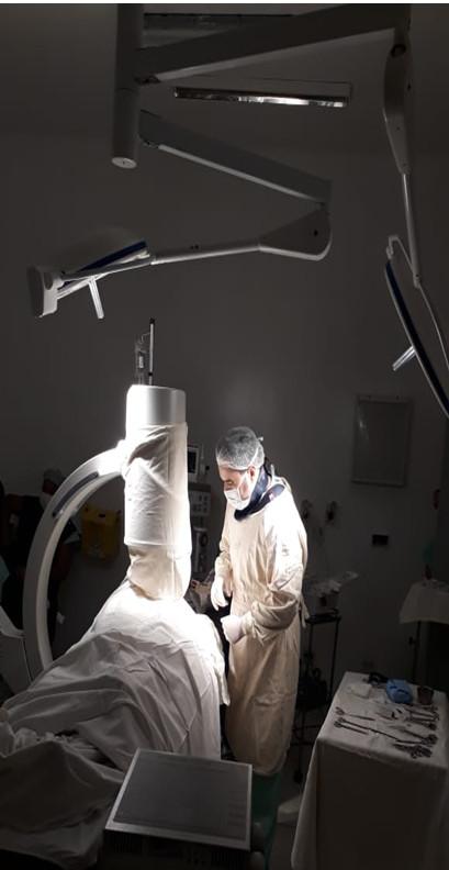 Hospital Dona Balbina, o pioneiro da região na realização de implante de marcapasso definitivo